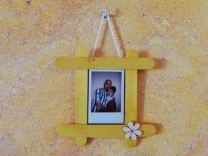 marco para fotos Polaroid