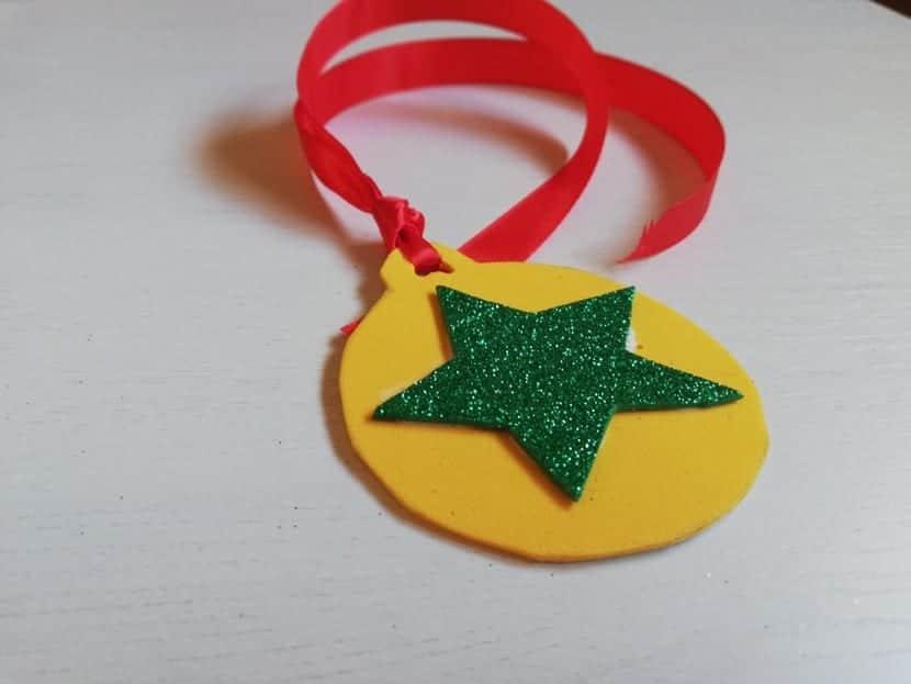 medallas de goma eva