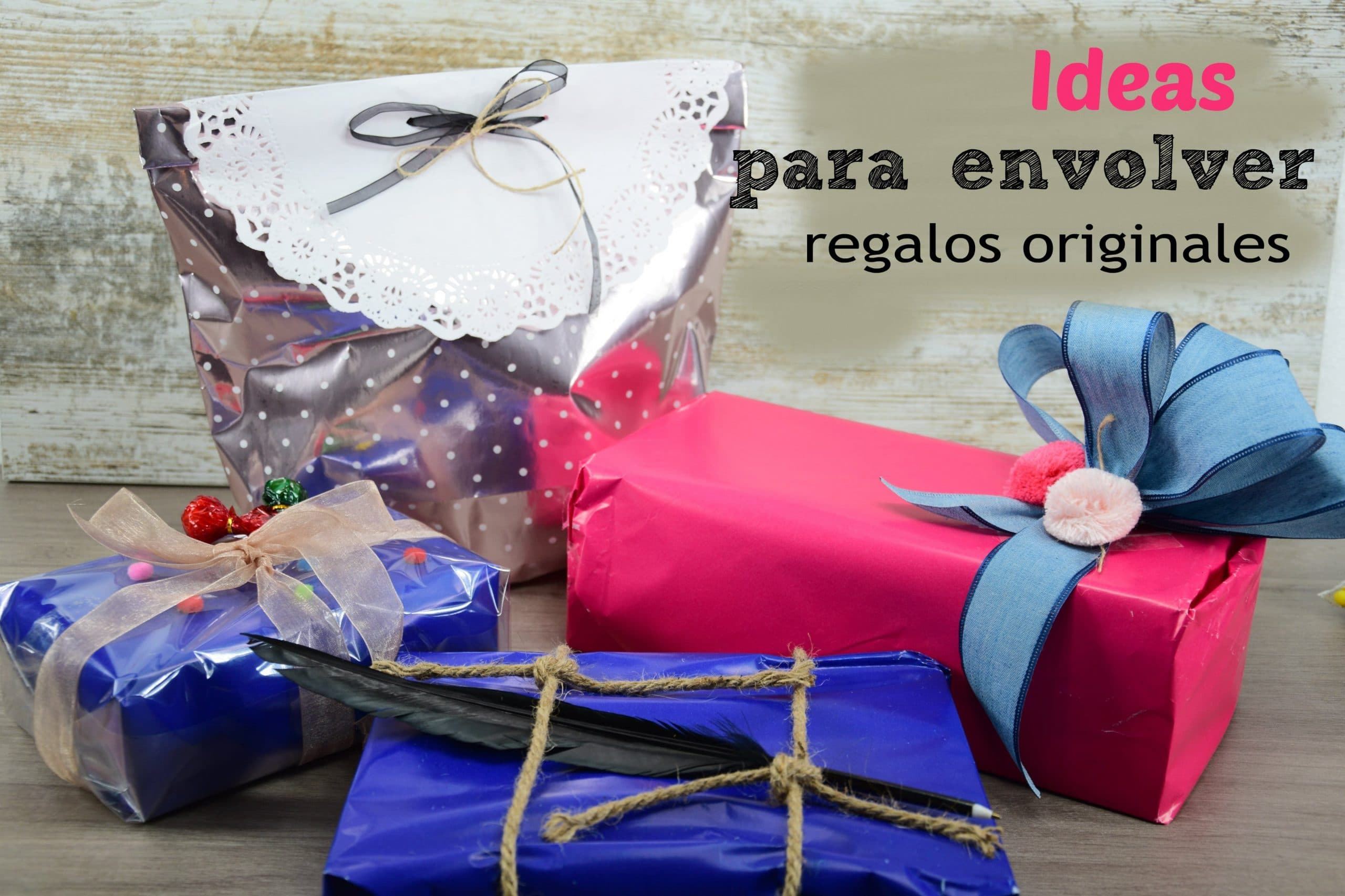 ideas para hacer regalos originales