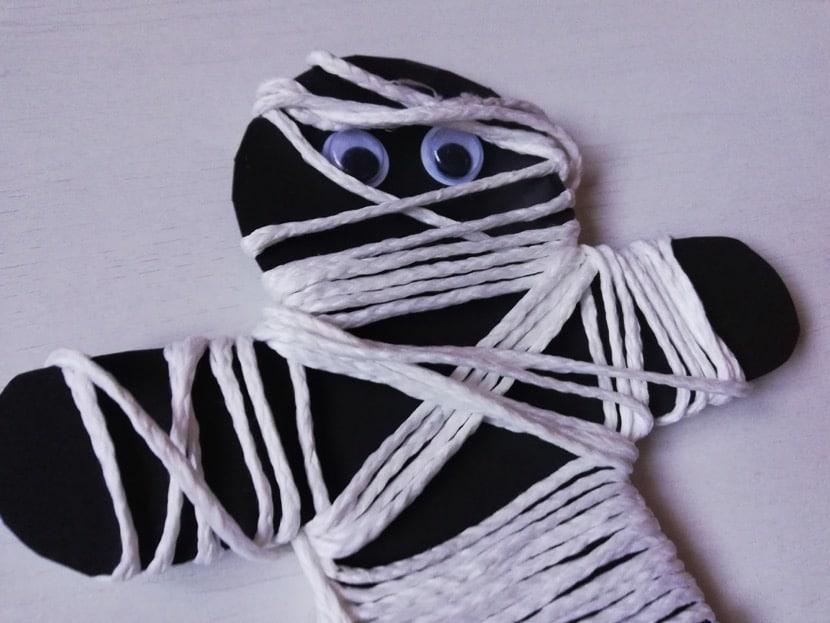 Momia lana