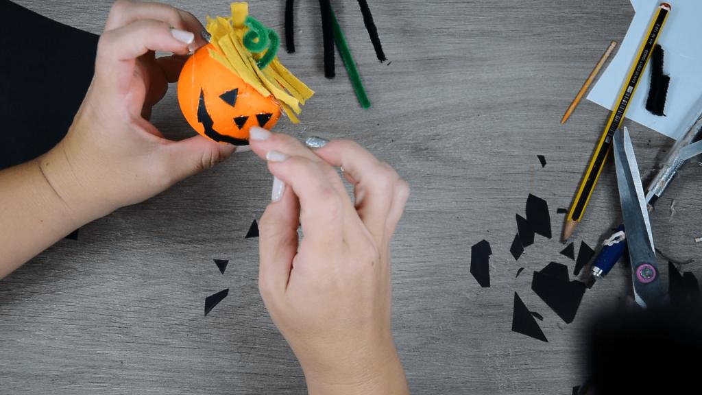 Móvil para Halloween