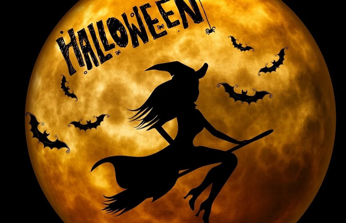 5 manualidades de decoración para Halloween