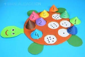 Juego para aprender los números