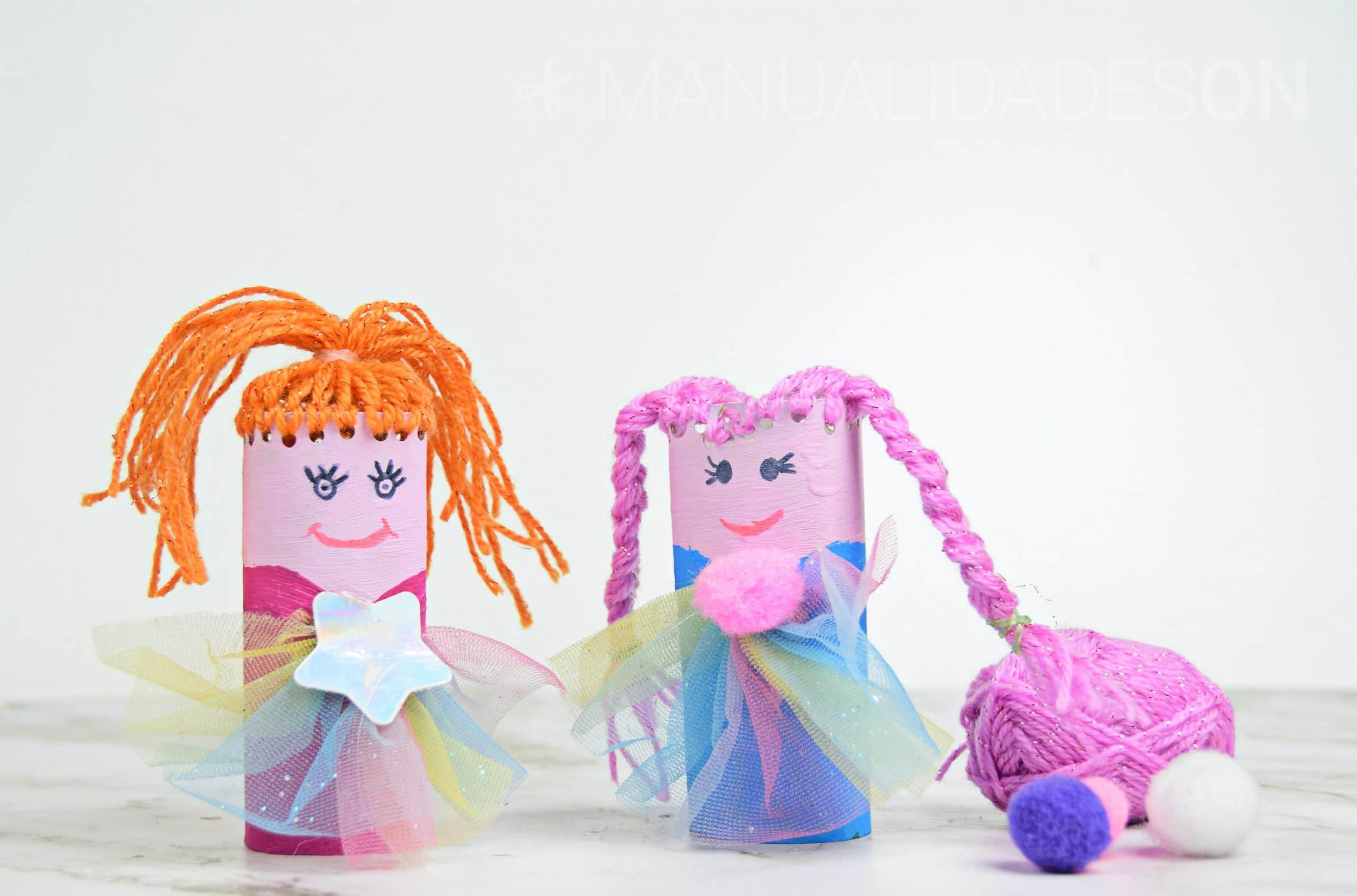Princesas de cartón
