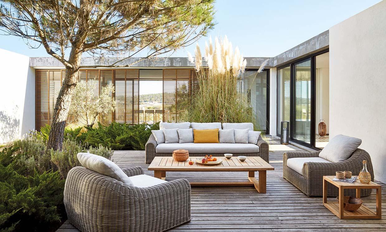 muebles exteriores