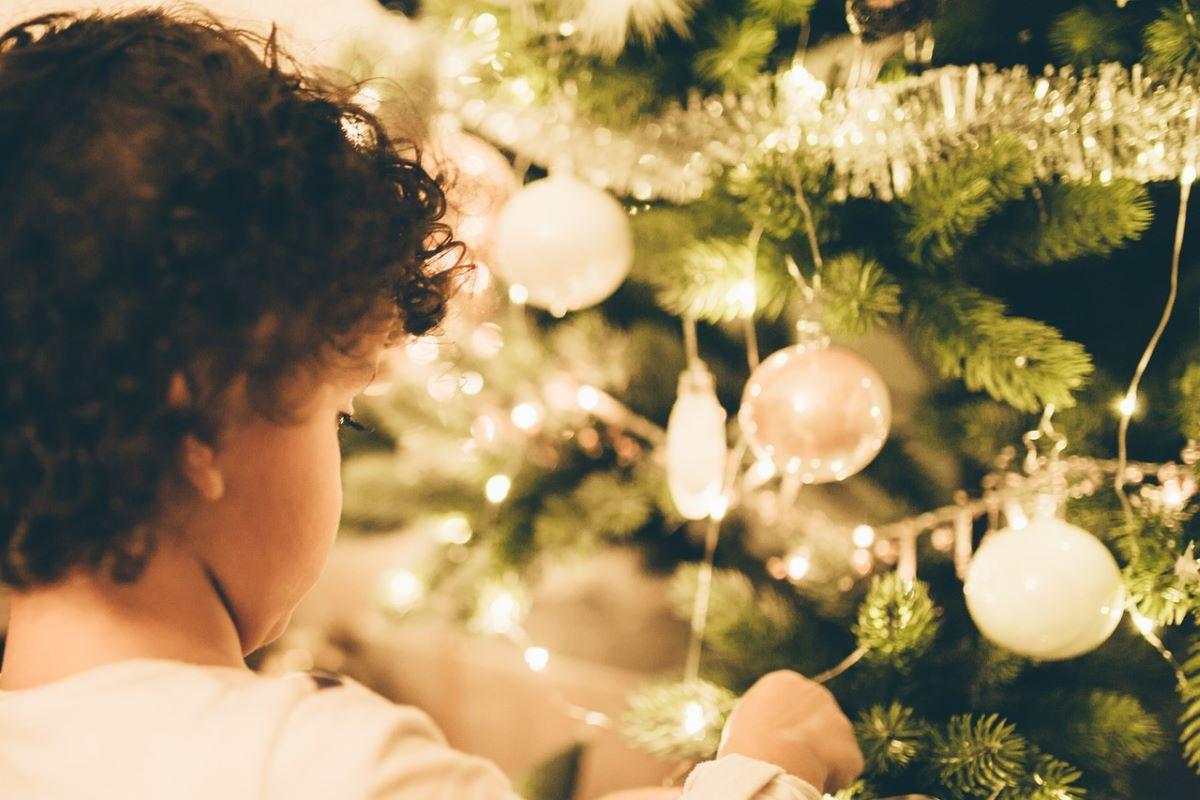 Navidad manualidades niños
