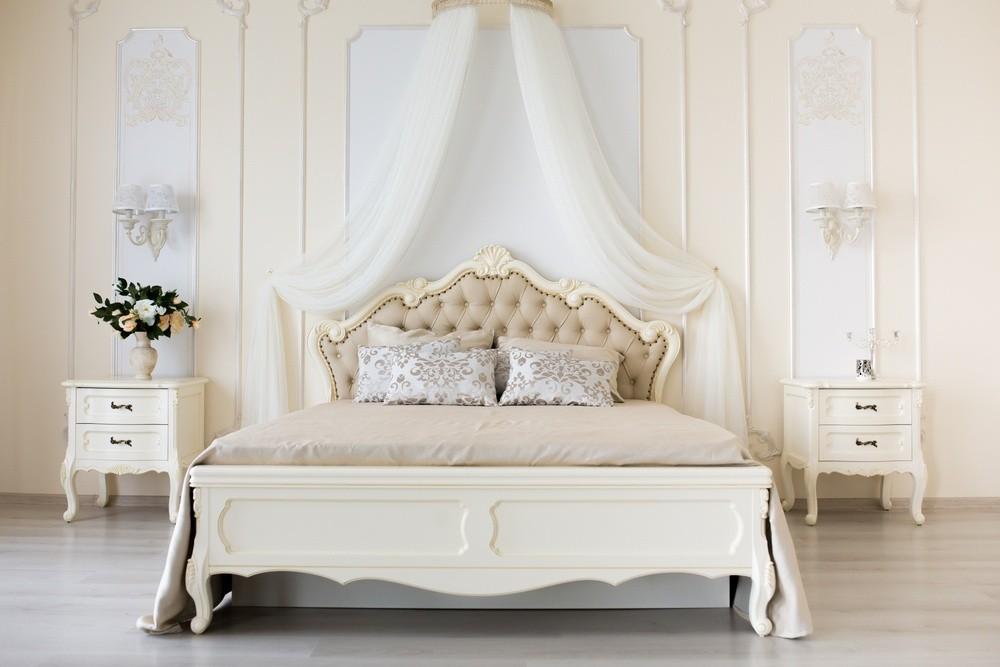 muebles antiguos restaurados dormitorio