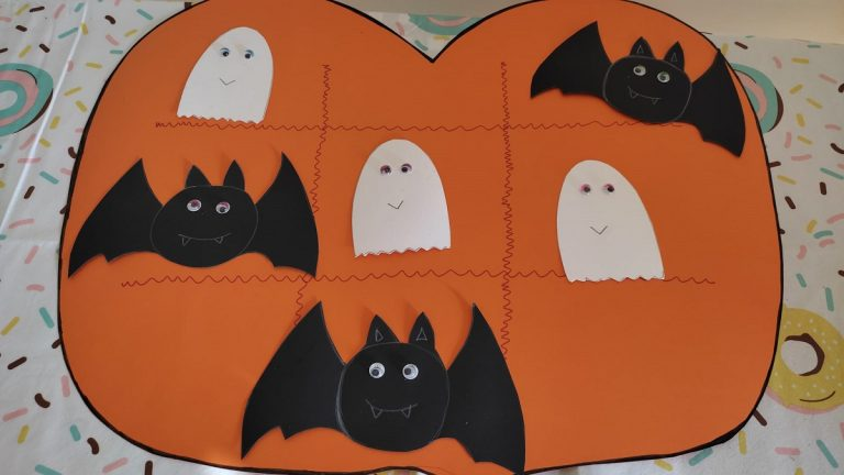 Tres en raya Halloween